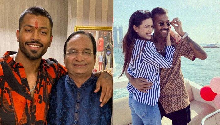 Hardik Pandya's Father Himanshu Said They Were Left Surprised With Their Son And Natasa's Engagement