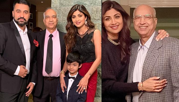Shilpa Shetty Kundra Pens Down A Heartily Birthday Wish For Her 'Bestest Father-In-Law In The World'