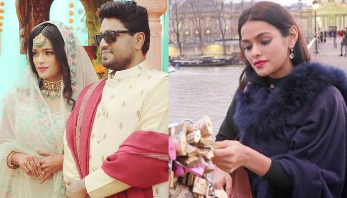 Sonyaa Ayodhya Of 'Kasautii Zindagii Kay' Is Enjoying Her Love-Filled Honeymoon In Paris