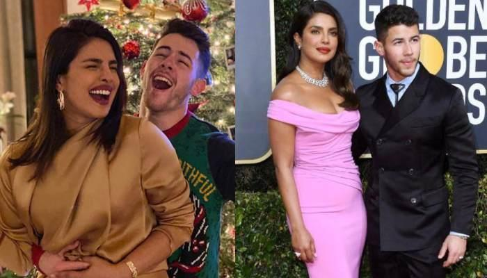Priyanka Chopra Jonas And Nick Jonas' Kiss On The Red Carpet Of Golden Globes Is All About Love