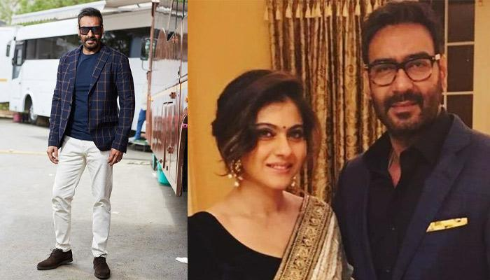 Ajay Devgn Speaks On How Kajol Has Grown As An Actor Over The Years And How They Deal With The Paps