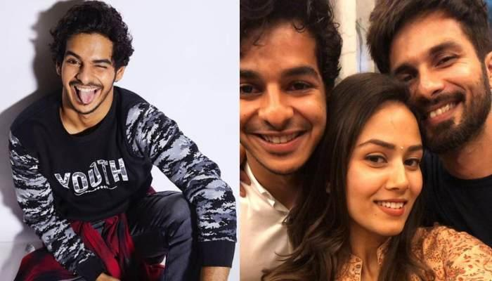 Ishaan Khatter Reveals The Tactic He Follows To Enter His Brother, Shahid Kapoor's House