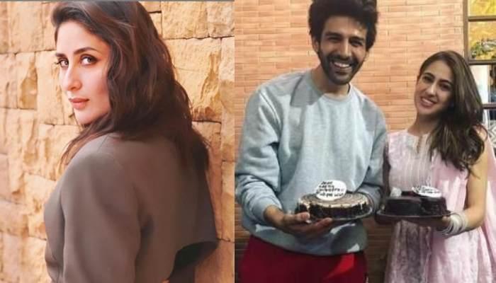 Kareena Kapoor Khan Reacts To Kartik Aaryan And Sara Ali Khan's Dating Rumours In A Quirky Way