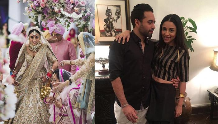 'Aisha' Fame, Amrita Puri And Hubby, Imrun Sethi Are Heading For Divorce After Two Years Of Marriage