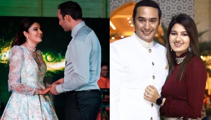 Anam Mirza Finds Her 'Dressing Partner' In Husband, Asad Azharuddin, Shares A Mushy Picture Together