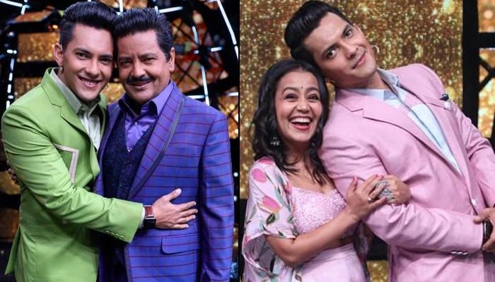 Aditya Narayan's Father, Udit Narayan Wants Neha Kakkar To Be 'Bahu' Of Narayan Khandan, She Reacts!
