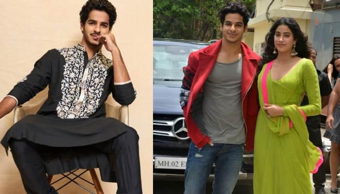 Ishaan Khatter Reveals His Rumoured Girlfriend, Janhvi Kapoor's One Request That He Had Fulfilled