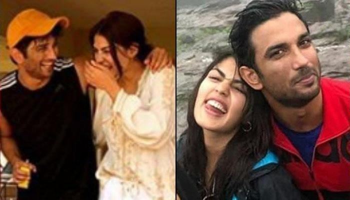 Sushant Singh Rajput Makes His Relationship With His 'Jalebi', Rhea Chakraborty Insta-Official