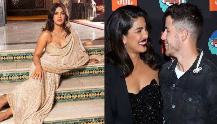 Priyanka Chopra Jonas Made Heads Turn As She Stepped Out In A Thigh High Slit Dress Worth Rs 1 Lakh