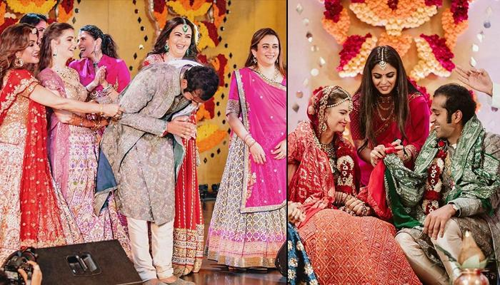 Nita Ambani, Isha Ambani And Shloka Mehta's Unseen Pictures From Friend's Wedding Are A Visual Treat