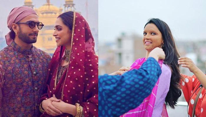 Ranveer Singh Is 'Awestruck' With Deepika Padukone's Character In 'Chhapaak', Pens A Heartfelt Note