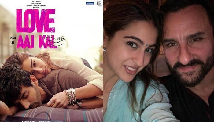 Sara Ali Khan's Reply To 'Abba', Saif Ali Khan Liking His Movie's Trailer More Is All About 'Adab'