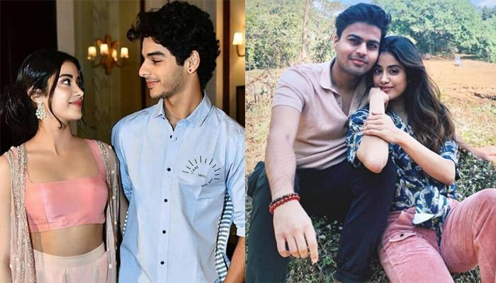 Janhvi Kapoor Avoids Rumoured BF Ishaan Khatter, Is Fondness With Alleged Ex Akshat Ranjan A Reason?