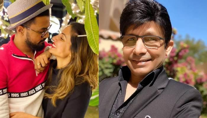 Hina Khan's BF, Rocky Jaiswal Lashes Out At Kamal R Khan For Targeting Her On The Film, 'Hacked'