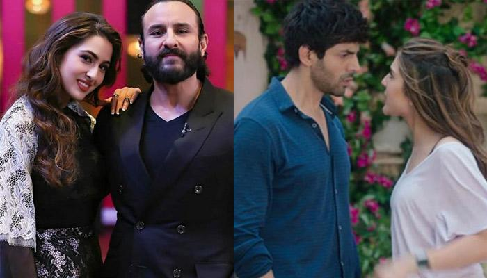 Saif Ali Khan Justifies His Comment On Liking His Movie 'Love Aaj Kal' Trailer More Than Sara's