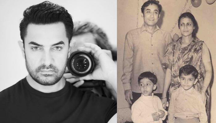 Aamir Khan Misses His Father, Tahir Hussain On His 10th Death Anniversary, Shares Throwback Photos