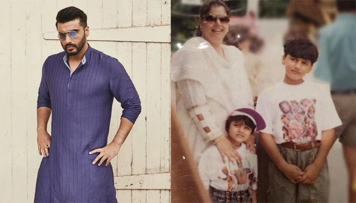 Arjun Kapoor Took A Trip Down The Memory Lane To Wish His Late Mother, Mona On Her 56th Birthday