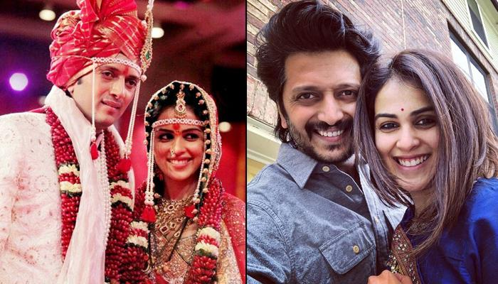 Genelia Deshmukh Wishes Her 'Forever' Riteish Deshmukh On 8th Anniversary, Makes A Beautiful Promise