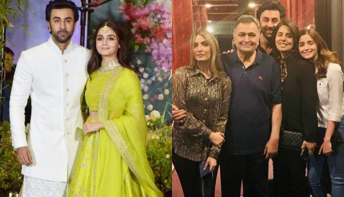 Rishi Kapoor Hospitalised In Delhi, Ranbir Kapoor And Alia Bhatt Joins Neetu Kapoor And Family