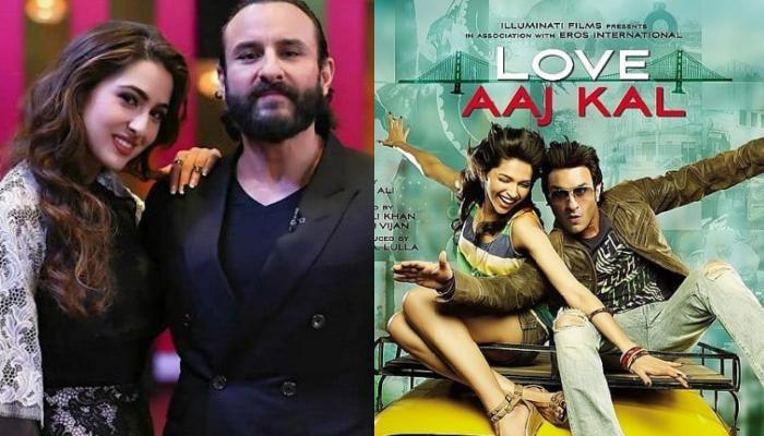 Sara Ali Khan Lashes Out At People For Comparing Her Film 'Love Aaj Kal' With Dad's 2009 Film