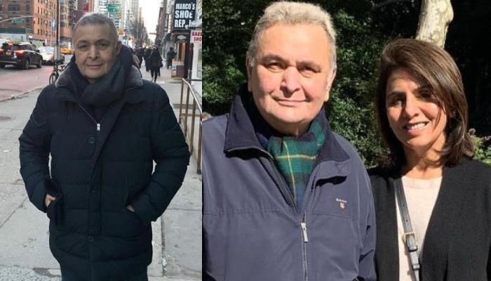 Rishi Kapoor Returns Back To Mumbai And Reveals The Life-Threatening Infection He Dodged Strongly