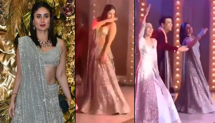 Kareena Kapoor Khan Exudes 'Poo' Vibes Dancing On 'Bole Chudiyan' At Armaan And Anissa's Reception