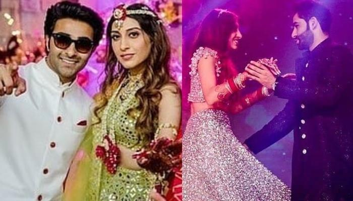 Aadar Jain Welcomes 'Bhabhi' Anissa Malhotra In The Family, Shares Unseen Wedding Picture