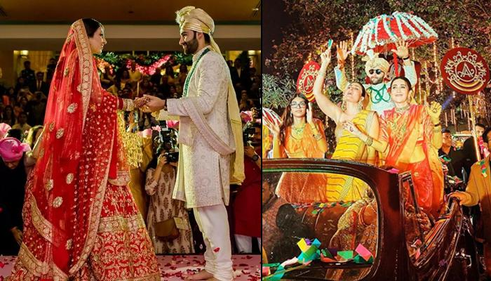 Unseen Pictures Of Armaan Jain And Anissa Malhotra's Wedding Has Dance, Swag And All Things Punjabi!