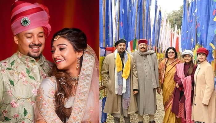 Mohena Kumari Singh Posts An Adorable Wish For Her In-Laws On Their Wedding Anniversary