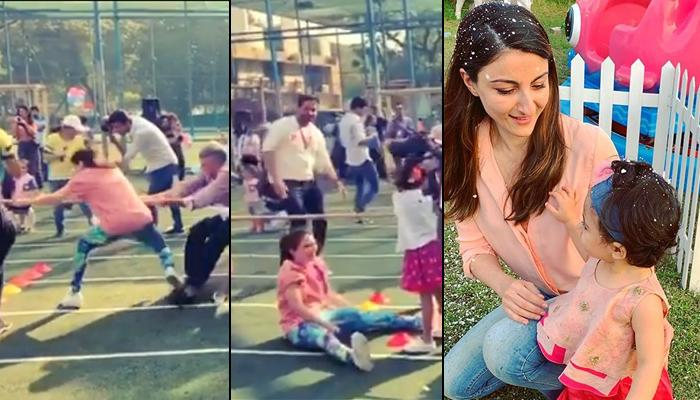Soha Ali Khan Gives A Glimpse Of Her First Sports Day As A Parent At Inaaya Naumi Kemmu's School