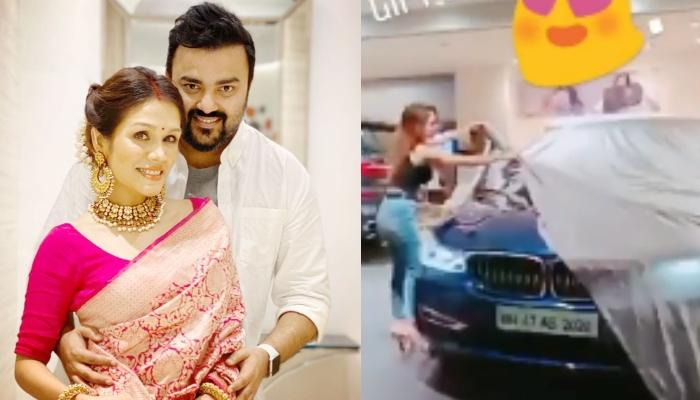 Sonu Kakkar's Husband, Neeraj Sharma Surprises Her With A Brand New Car As A Pre-Valentines Day Gift
