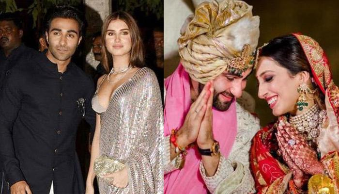 Aadar Jain's Candid Couple Dance With Tara Sutaria At Armaan And Anissa's Reception Is Unmissable