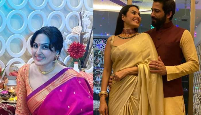 Kamya Panjabi Looks Stunning On Her 'Mehendi' Night, Dances Her Heart Out With Fiance, Shalabh Dang