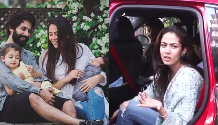 Mira Rajput Kapoor Schools Paparazzi For Clicking Kids, Zain And Misha's Pictures On Their Outings