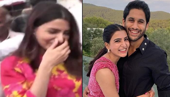 Samantha Akkineni's Reaction When A Fan Blessed Her To Have A Baby Soon Is Too Sweet To Miss