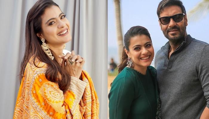 Kajol Reveals That She Has Married To Three Versions Of Her Husband, Ajay Devgn