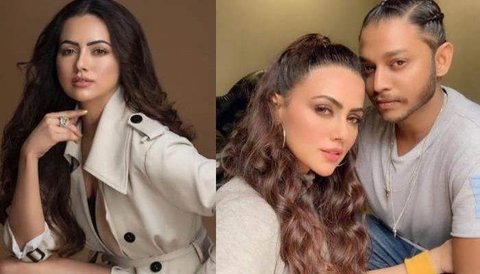 Sana Khaan's Shocking Revelation, Caught Boyfriend Melvin Louis Cheating On Her, Confirms Breakup