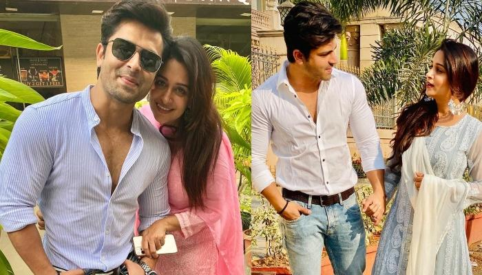 Dipika Kakar Shares A Kissing Picture With Shoaib Ibrahim On Kiss Day, Pens A Cute Note
