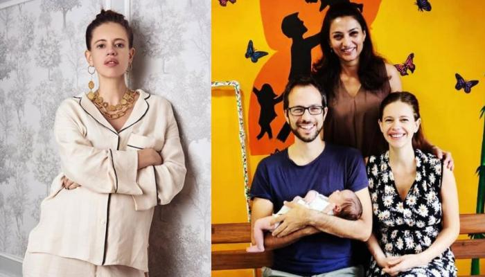 Kalki Koechlin Recalls Going Into Labour Through Waterbirth, Thanks Her 'Doula' For Giving Strength