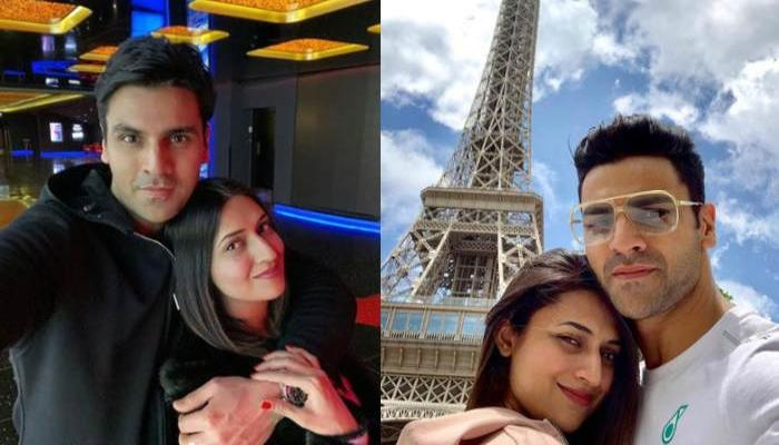 Divyanka Tripathi Gets A Lovely Gift On Valentine's Day, Thanks Hubby, Vivek Dahiya For The Surprise