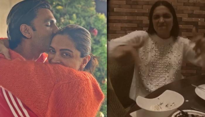 Ranveer Singh Shares A Throwback Video Of Wifey, Deepika Padukone Singing 'Apna Time Aayega'