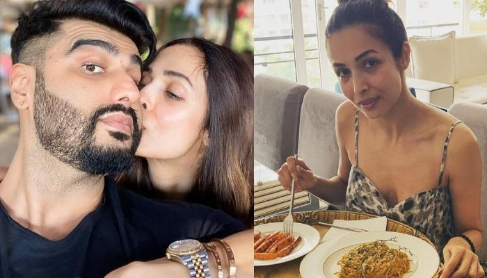 Arjun Kapoor And Malaika Arora Celebrate First Valentine's Day, Post Opening Up On Their Relation
