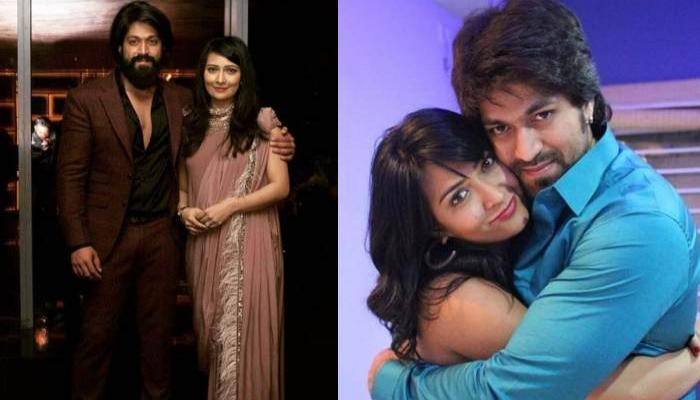 Radhika Pandit Shares A Collage Of Unseen Pictures With Hubby, Yash On Their 10th Valentine's Day