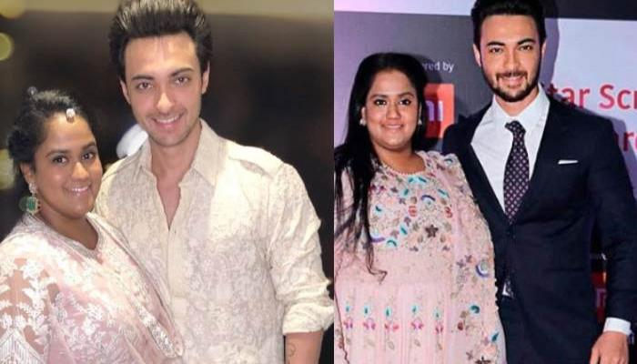 Arpita Khan Shares An Adorable  Monochrome Picture To Wish Hubby, Aayush Sharma On Valentine's Day