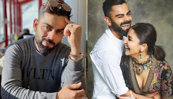 Virat Kohli Shares A Love-Filled Picture With Wife, Anushka Sharma And It Has Melted Our Heart