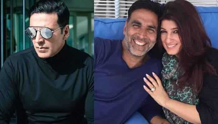 Akshay Kumar Asks For Suggestions To Take Revenge After Twinkle Khanna Changed His IPad's Password