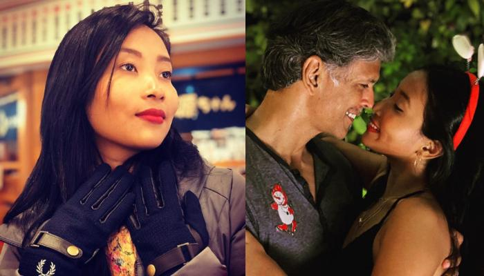 Ankita Konwar's Date Night With Husband, Milind Soman Is All About Love And Couple Goals