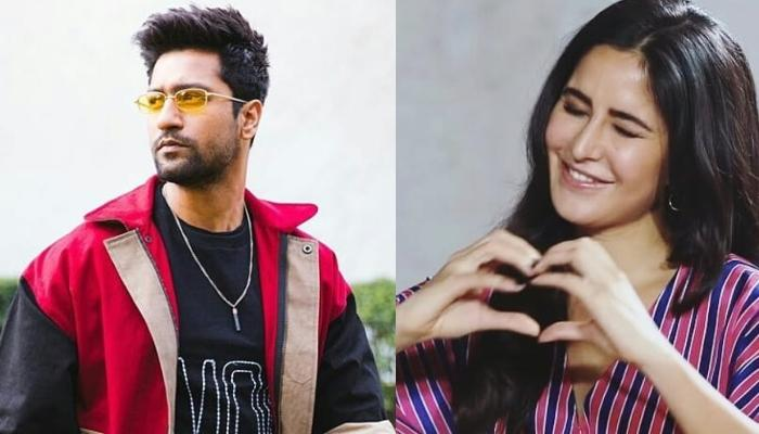 Vicky Kaushal Refuses To Open Up On His Relationship Status With Katrina Kaif