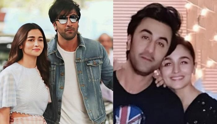 Alia Bhatt Opens Up On Her Experience Of Working With Boyfriend, Ranbir Kapoor In 'Brahmastra'