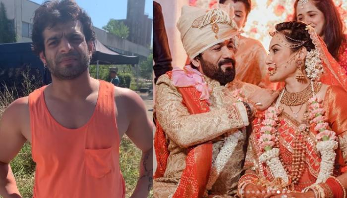 Newly Married Kamya Panjabi's Ex-Boyfriend, Karan Patel Reacts On Her Wedding With Shalabh Dang